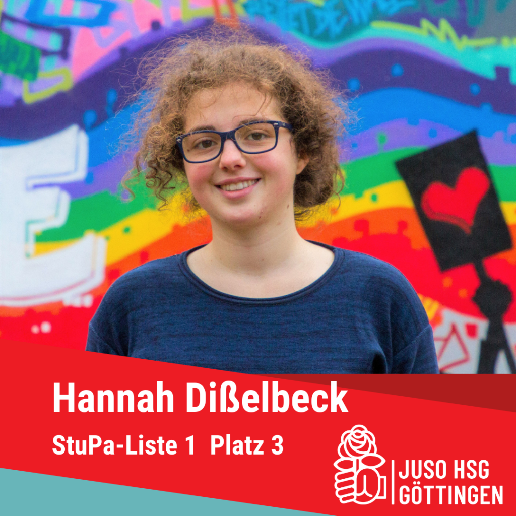 Vorstellung Hannah Dißelbeck