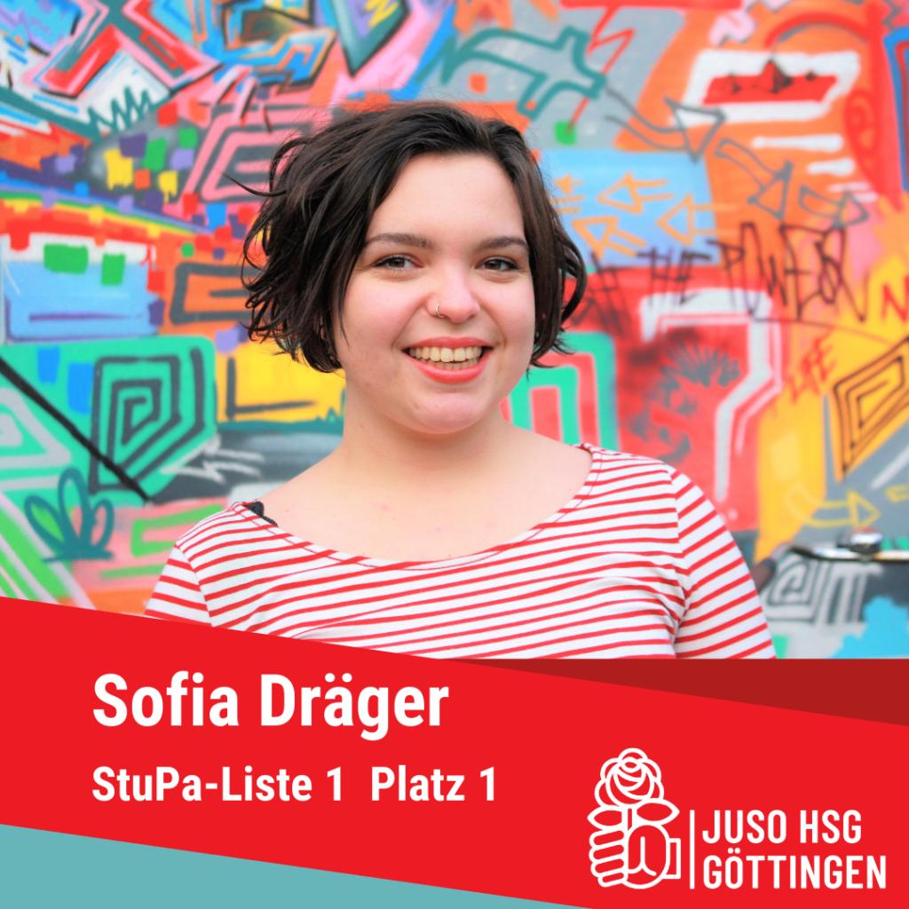 Vorstellung Sofia Dräger